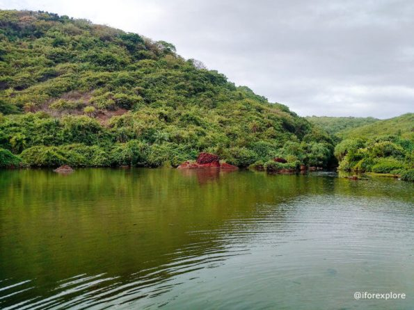 Arambol Lake Goa