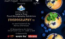 Foodography 17, Balgandharva Art Gallery