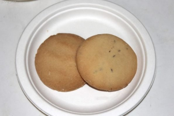 Butter and Jeera Cookies