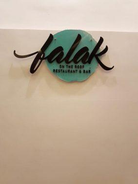 Falak, The Rooftop Restaurant