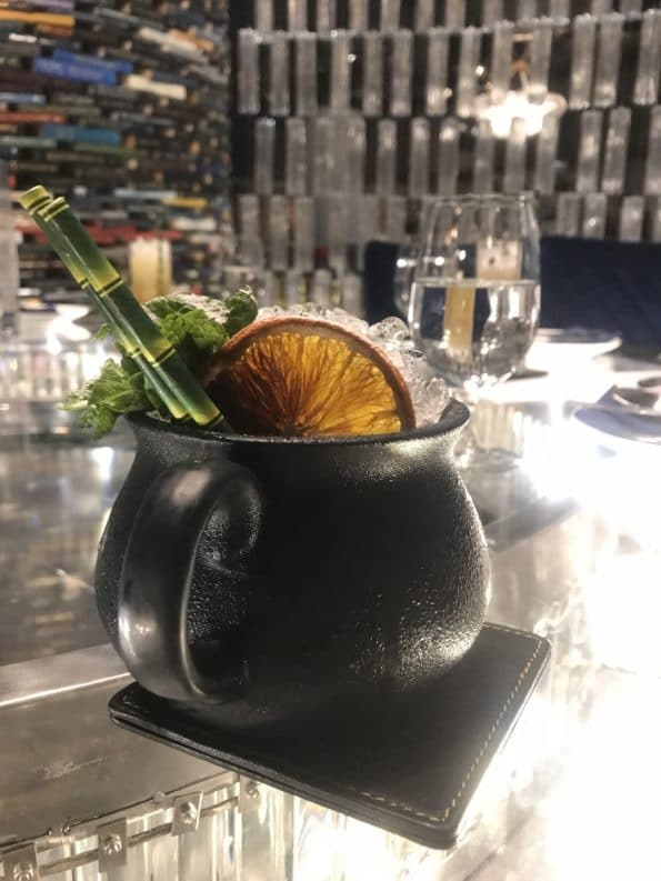 Naga-Julep at Arth