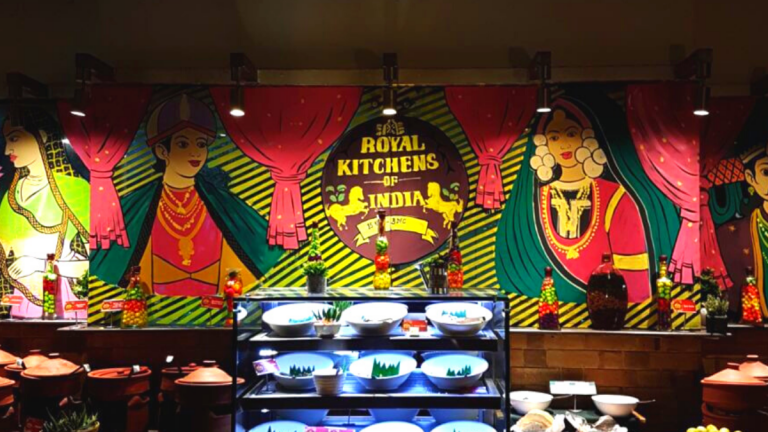 Royal Kitchens of India, Barbeque Nation.